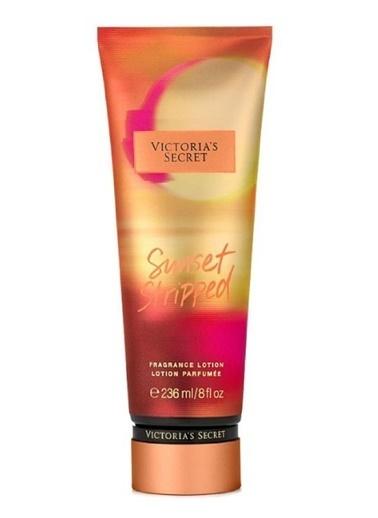 Victoria's Secret Sunset Stripped Vücut Losyonu 236 ml Renksiz